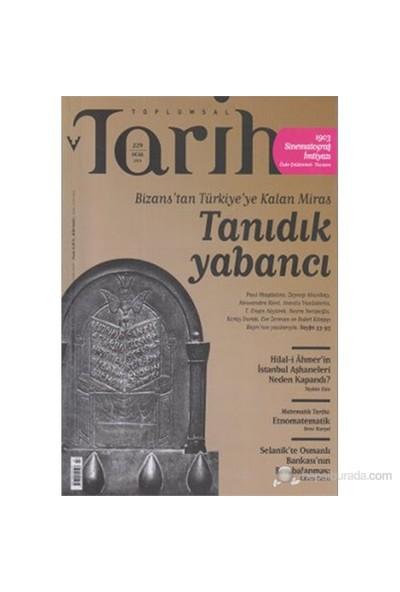 Toplumsal Tarih Dergisi Sayı: 229-Kolektif