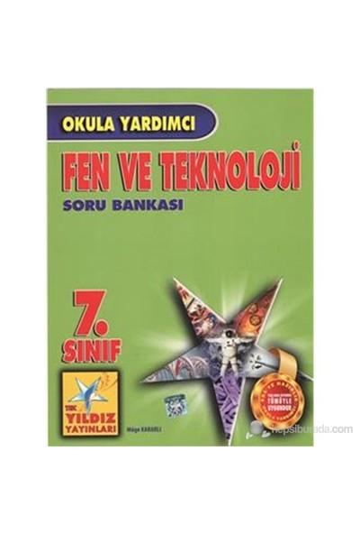 Tek Yıldız 7.Sınıf Fen Ve Teknoloji Soru Bankası