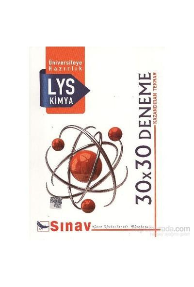 Sınav Lys Kimya Deneme