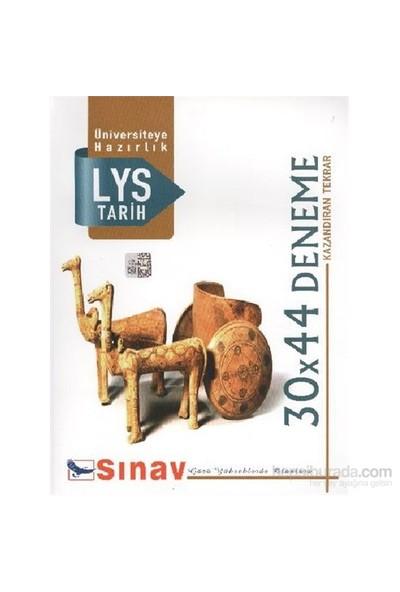 Sınav LYS Tarih 30x44 Deneme