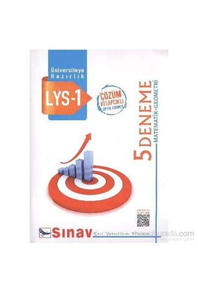 Sınav Lys 1 Matematik Geometri 5 Çözümlü Deneme