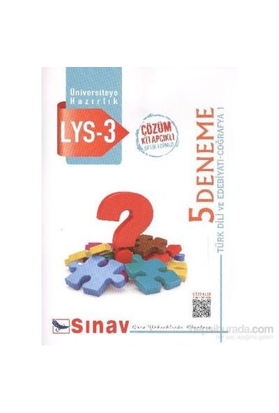 Sınav Lys 3 Türk Dili Ve Edebiyatı Coğrafya 1 5 Çözümlü Deneme