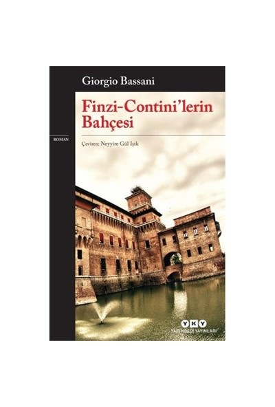 Finzi: Contini' Lerin Bahçesi-Giorgio Bassani