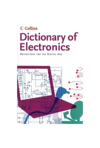 Collins Dictionary Of Electronıcs