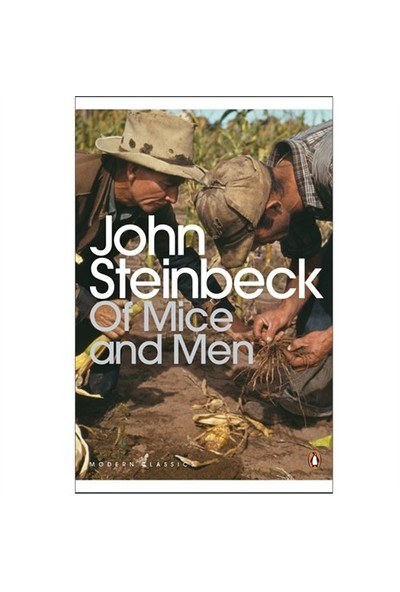 Penguin Of Mice And Man-John Steinbeck