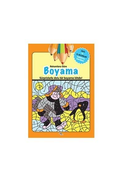 Rakamlara Göre Boyama-Kolektif