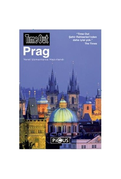 Time Out Prag - Will Tizard