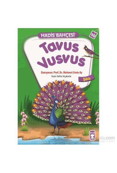 Tavus Vusvus-Şükür - Nefise Atçakarlar