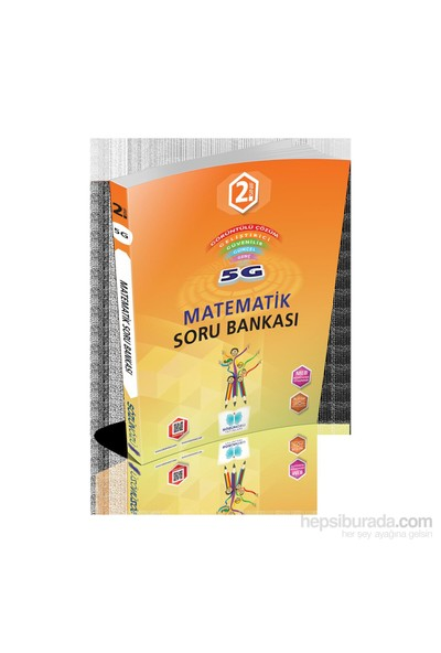 Sözün Özü Yayınları 2.Sınıf 5G Matematik Soru Bankası