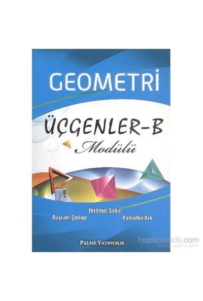 Palme Geometri Üçgenler A Modülü-Mehmet Şahin