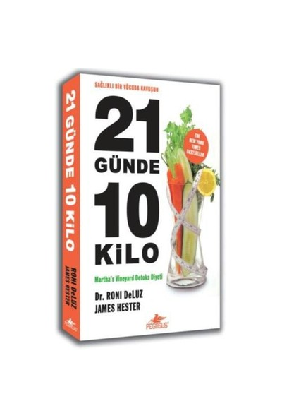 21 Günde 10 Kilo-Roni Deluz