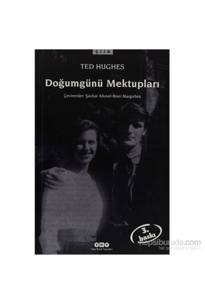 Doğumgünü Mektupları-Ted Hughes