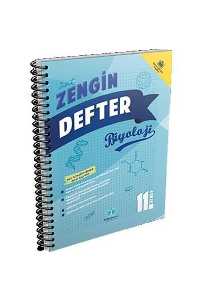 Sözün Özü Yayınları 11.Sınıf Biyoloji Zengin Defter