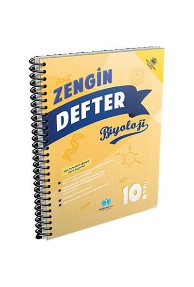 Sözün Özü Yayınları 10.Sınıf Biyoloji Zengin Defter