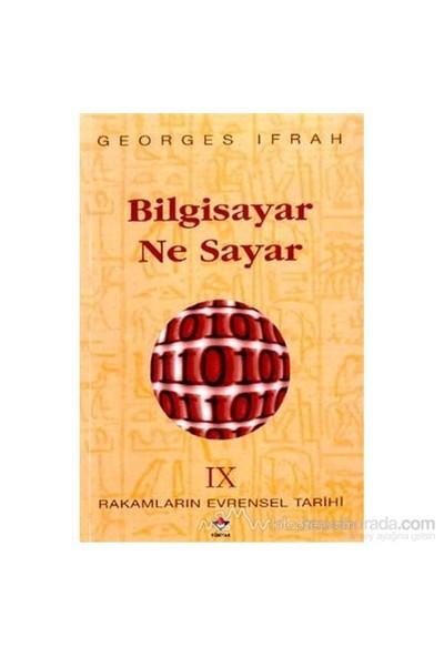 Bilgisayar Ne Sayar Rakamların Evrensel Tarihi Ix-Georges Ifrah