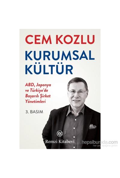 Kurumsal Kültür-Cem Kozlu