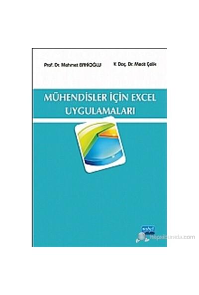 Mühendisler İçin Excel Uygulamaları - Mecit Çelik