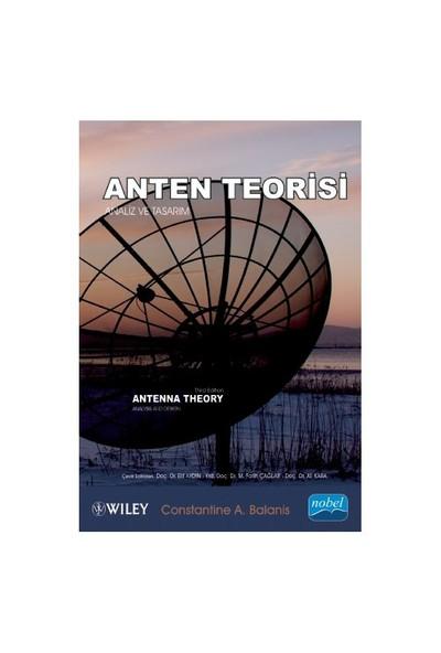 Anten Teorisi: Analiz Ve Tasarım - Antenna Theory: Analysis - Constantine A. Balanis