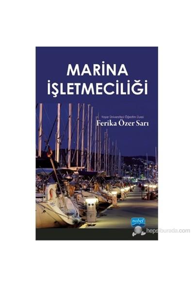Marina İşletmeciliği-Ferika Özer Sarı