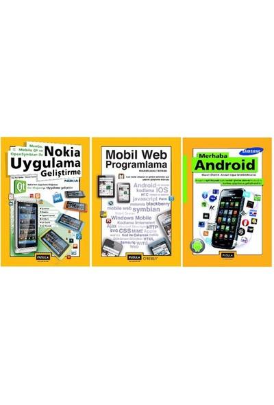 Mobil Programlama Özel Seti (3 Kitap)-Hatice Işılak Durmuş