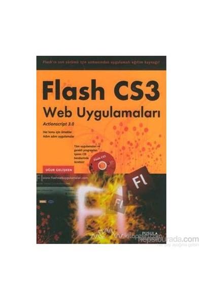 Flash Cs3 Web Uygulamaları-Uğur Gelişken