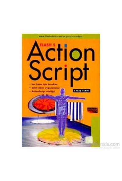 Flash 5 Action Script-Savaş Tekin