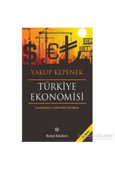 Türkiye Ekonomisi-Yakup Kepenek