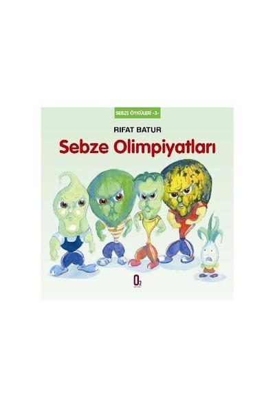 Sebze Masalları 3: Sebze Olimpiyatları - Rıfat Batur