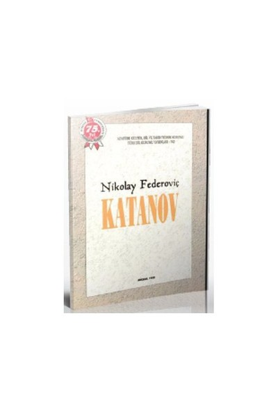 Nikolay Federoviç Katanov
