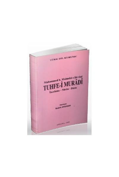 Muhammed B. Mahmud-I Şirvani Tuhfe-İ Muradi-Mustafa Argunşah