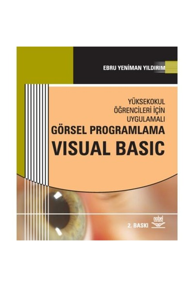 Görsel Programlama Visual Basic