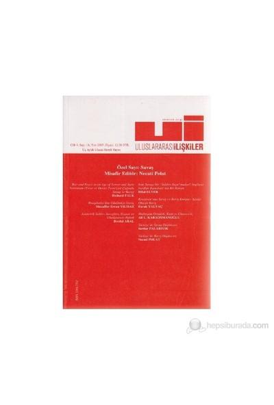 Uluslararası İlişkiler Dergisi Sayı: 14