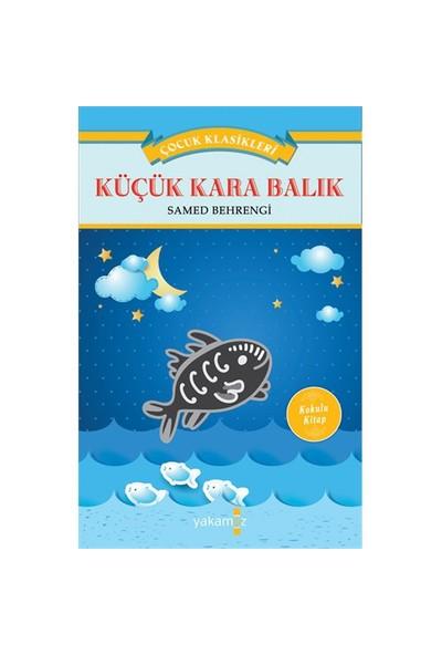 Küçük Kara Balık (Kokulu Kitap)-Samed Behrengi