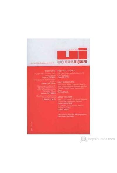 Uluslararası İlişkiler Dergisi Sayı: 3