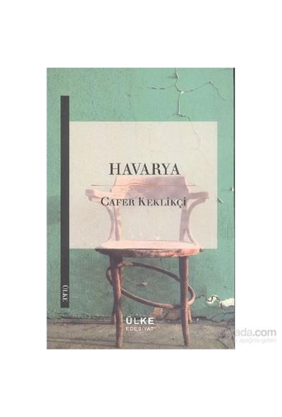 Havarya-Cafer Keklikçi