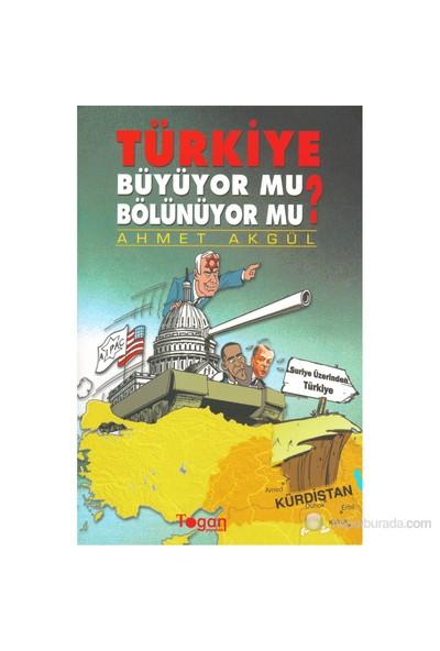 Türkiye Büyüyor Mu? Bölünüyor Mu?-Ahmet Akgül