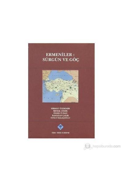 Ermeniler: Sürgün Ve Göç