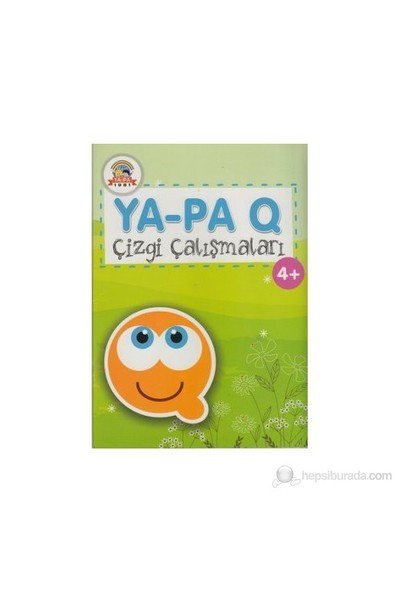 Ya-Pa Q Çizgi Çalışmaları +4 - Nedim Mercimek