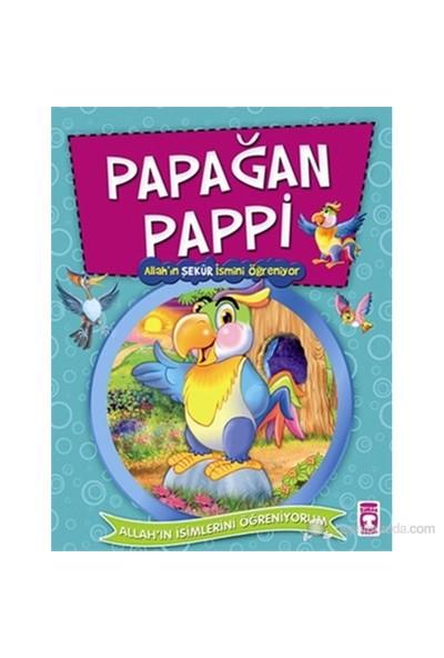Papağan Pappi Allah'In Şekur İsmini Öğreniyor (5 Yaş)-Nur Kutlu
