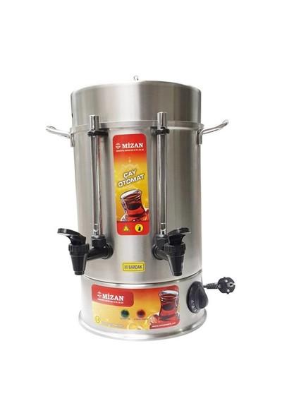Mizan 160 Bardak Plastik Musluk Çay Makinesi