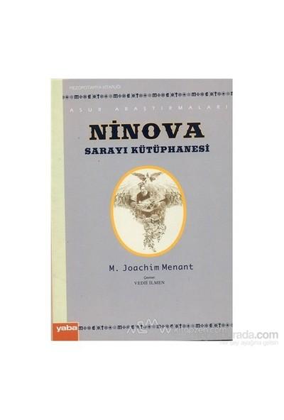 Ninova Sarayı Kütüphanesi-M. Joachim Menant