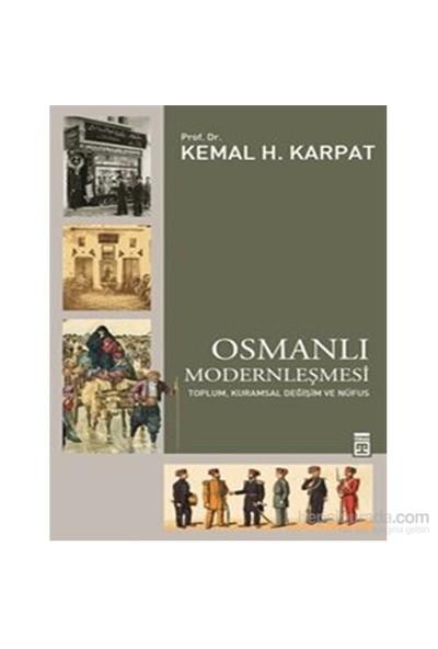 Osmanlı Modernleşmesi-Kemal H. Karpat