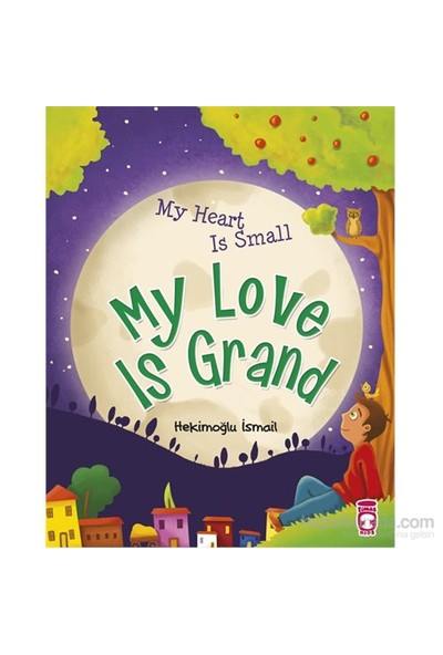 My Heart Is Small My Love Is Grand-Hekimoğlu İsmail