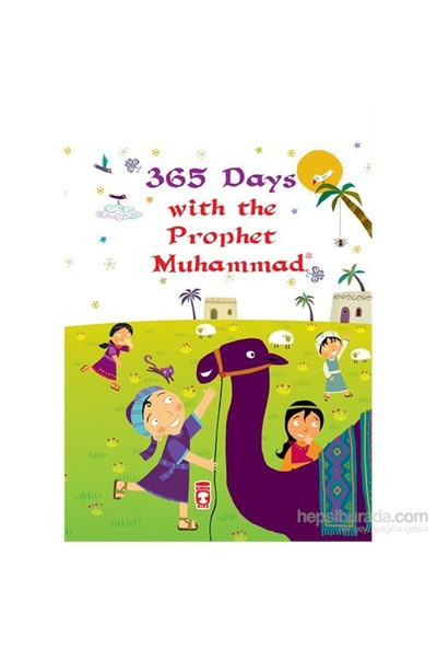 365 Days With The Prophet Muhammad(Saw)-Nurdan Damla