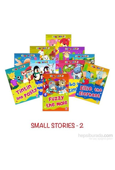 Small Stories Iı-Şokuh Gasemnia