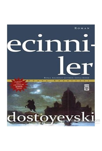Ecinniler-Fyodor Mihayloviç Dostoyevski