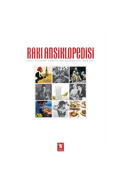 Rakı Ansiklopedisi-Kolektif