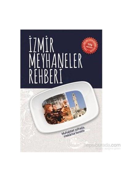 İzmir Meyhaneler Rehberi Cep Boy-Kolektif