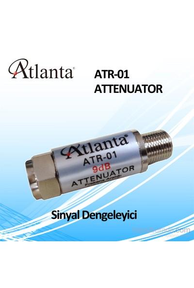 Atlanta ATR-01 ATTENUATOR (Sinyal Dengeleyici)