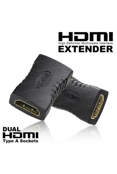 Dark HDMI Dişi/Dişi Köprü ( Uzatma ) (DK-HD-AFXFTV)